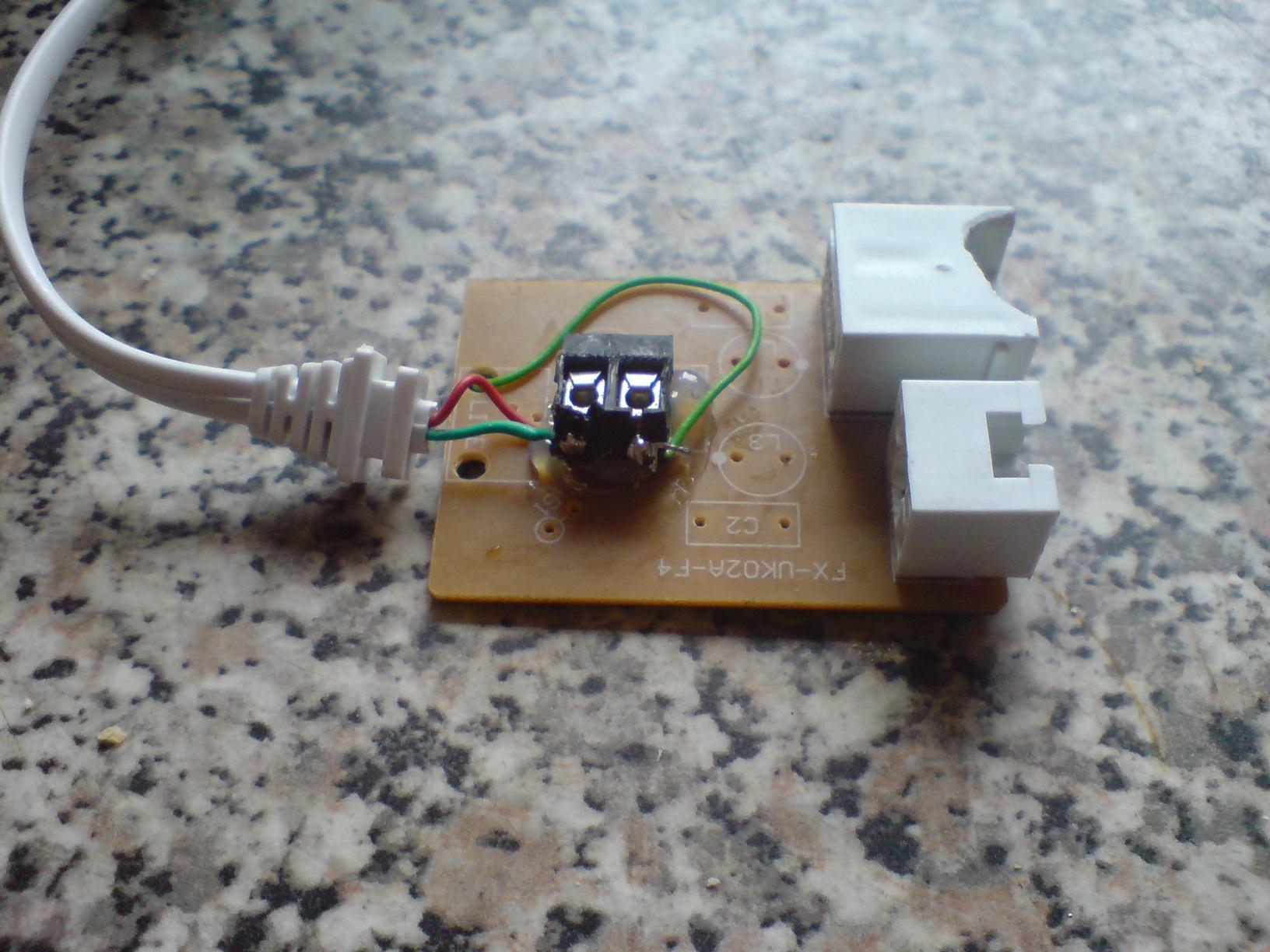 Phone Wiring Block Help