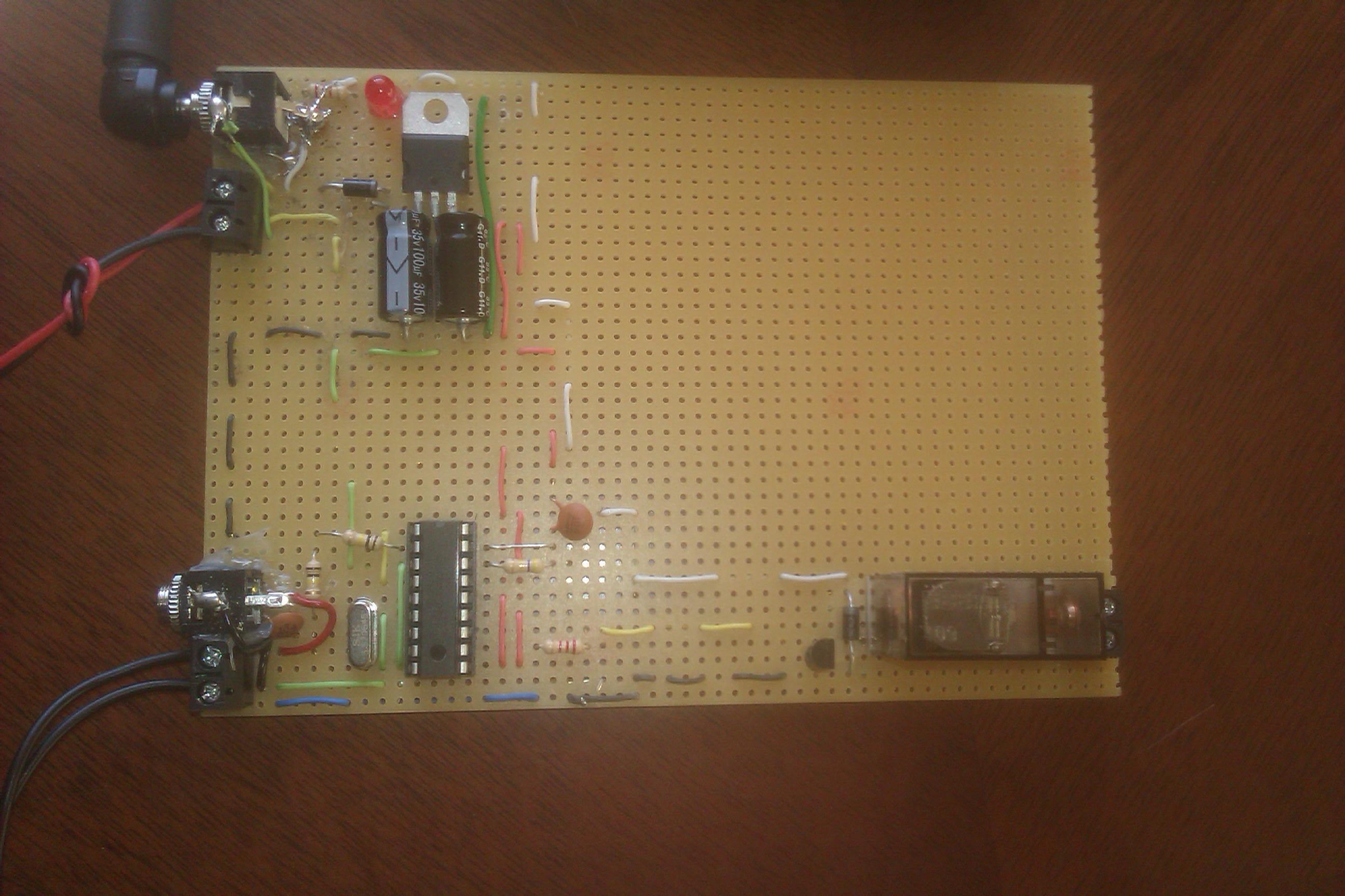 Dtmf Decoder Using Mt8870 Link